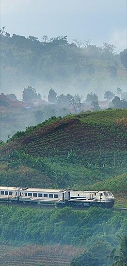 Banner trein - Kereta Api - 262 x 546 px