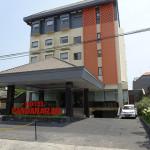 Yogyakarta_Pandanaran_hotel