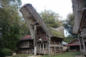 Sulawesie architectuur