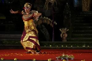 Traditioneel Balinees dans