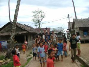 Sumatra kinderen