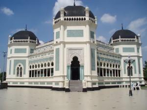 Moskee in Medan