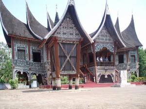 Sumatra Architectuur